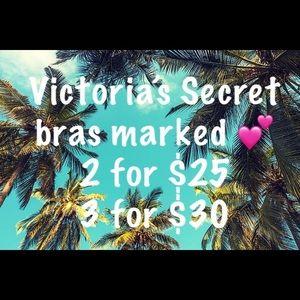 Victoria's Secret bras discount bundle